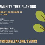 Image for the Tweet beginning: We'll be planting 100 trees