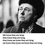 Image for the Tweet beginning: It applies to Soviet communism