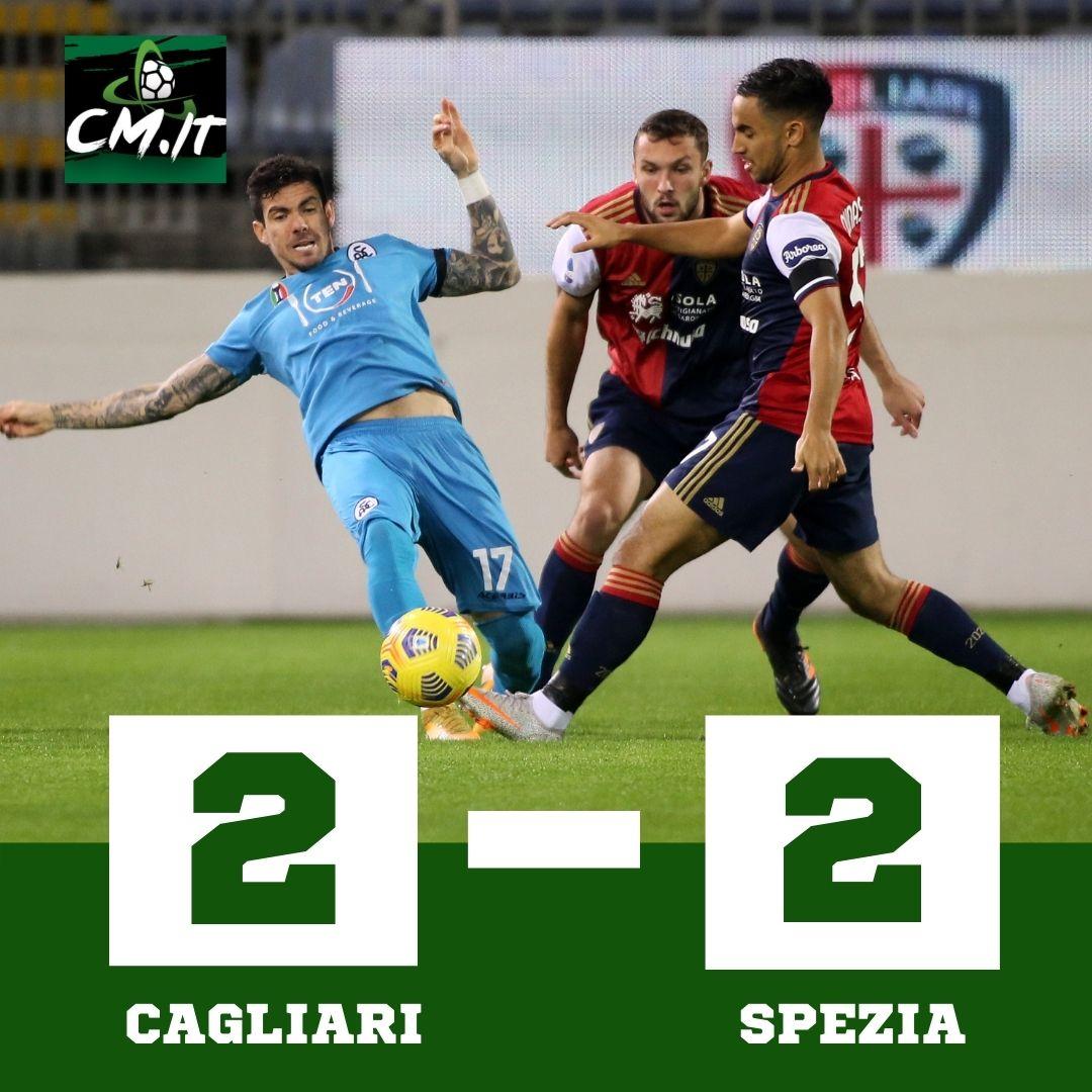 #CagliariSpezia