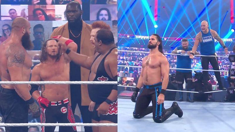 WWE MY WAY-Survivor Series-Survivor Supreme Tournament-NIGHT 2 2020 Live HD Live Link::=>>https://t.co/qOpifCiiNP Live Link::=>>https://t.co/qOpifCiiNP https://t.co/H328y9KAdl