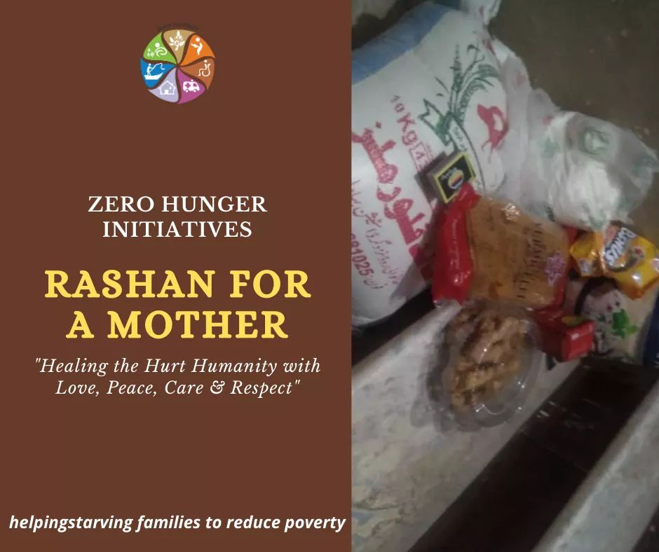 A mother from a distant village of South Punjab requested the Trust to help her starving children. Team Alms responded immediately and delivered Rashan Package to lessen the sufferings of family. #alms360 #alms360trust #coronavirus #groceries #Humanity #zerohunger #SDGs