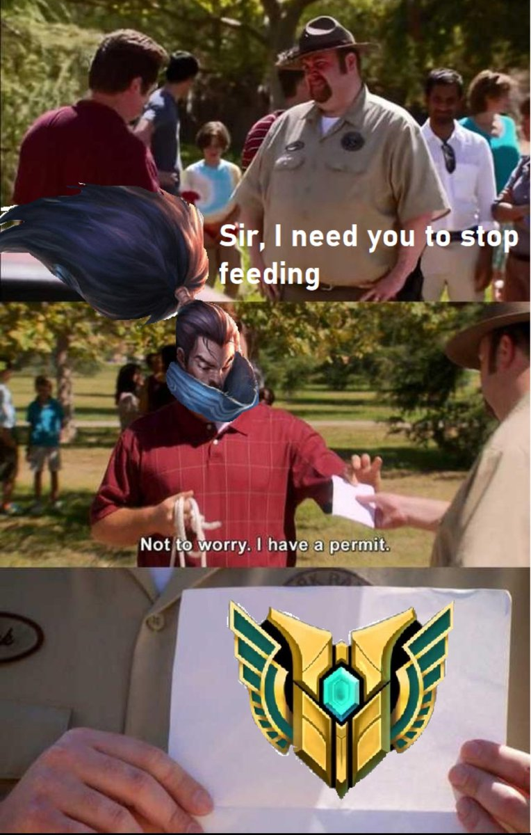 Redmercy - My teams yasuo always be this while enemy yasuo is a god