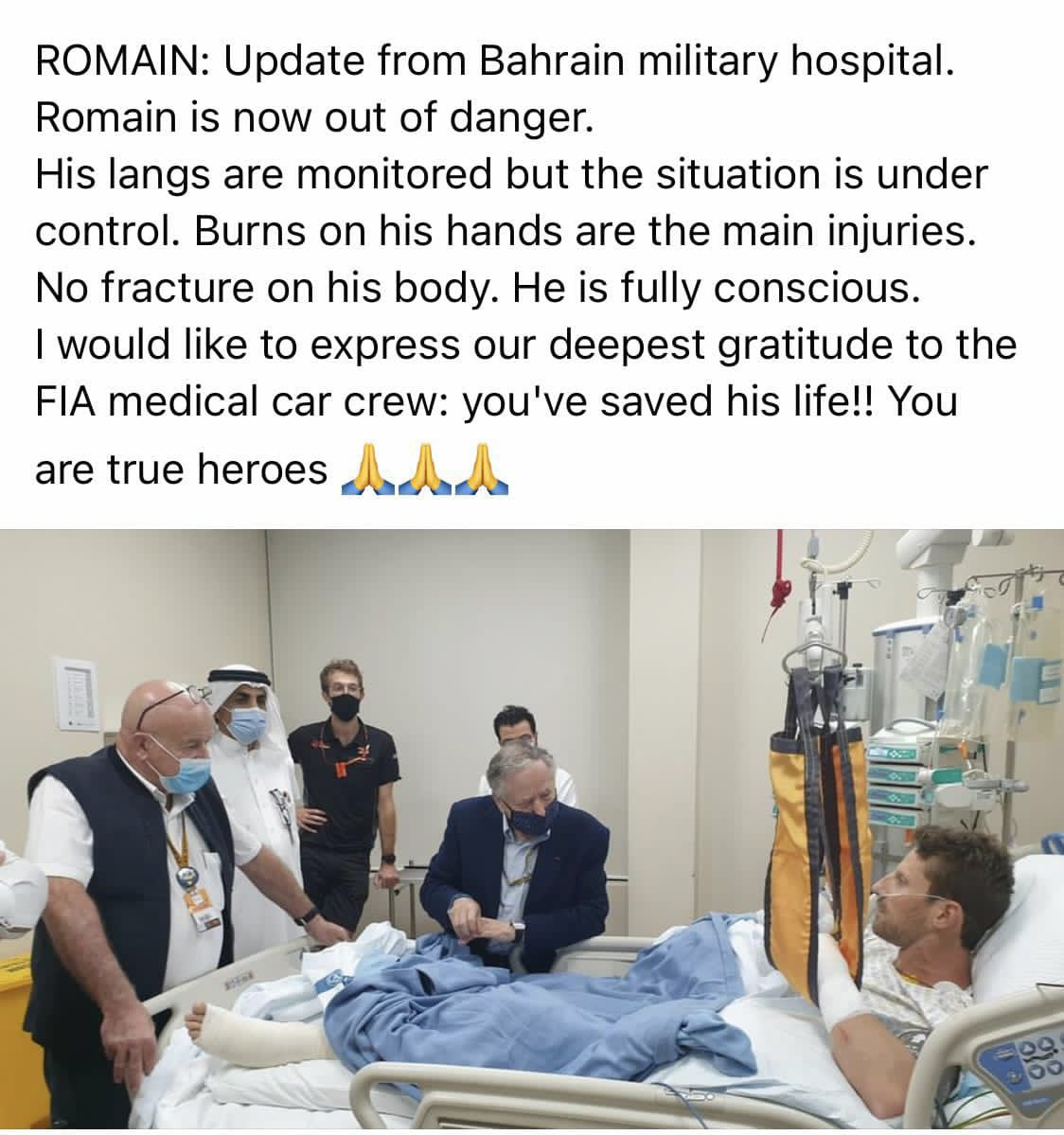 #BahrainGP
