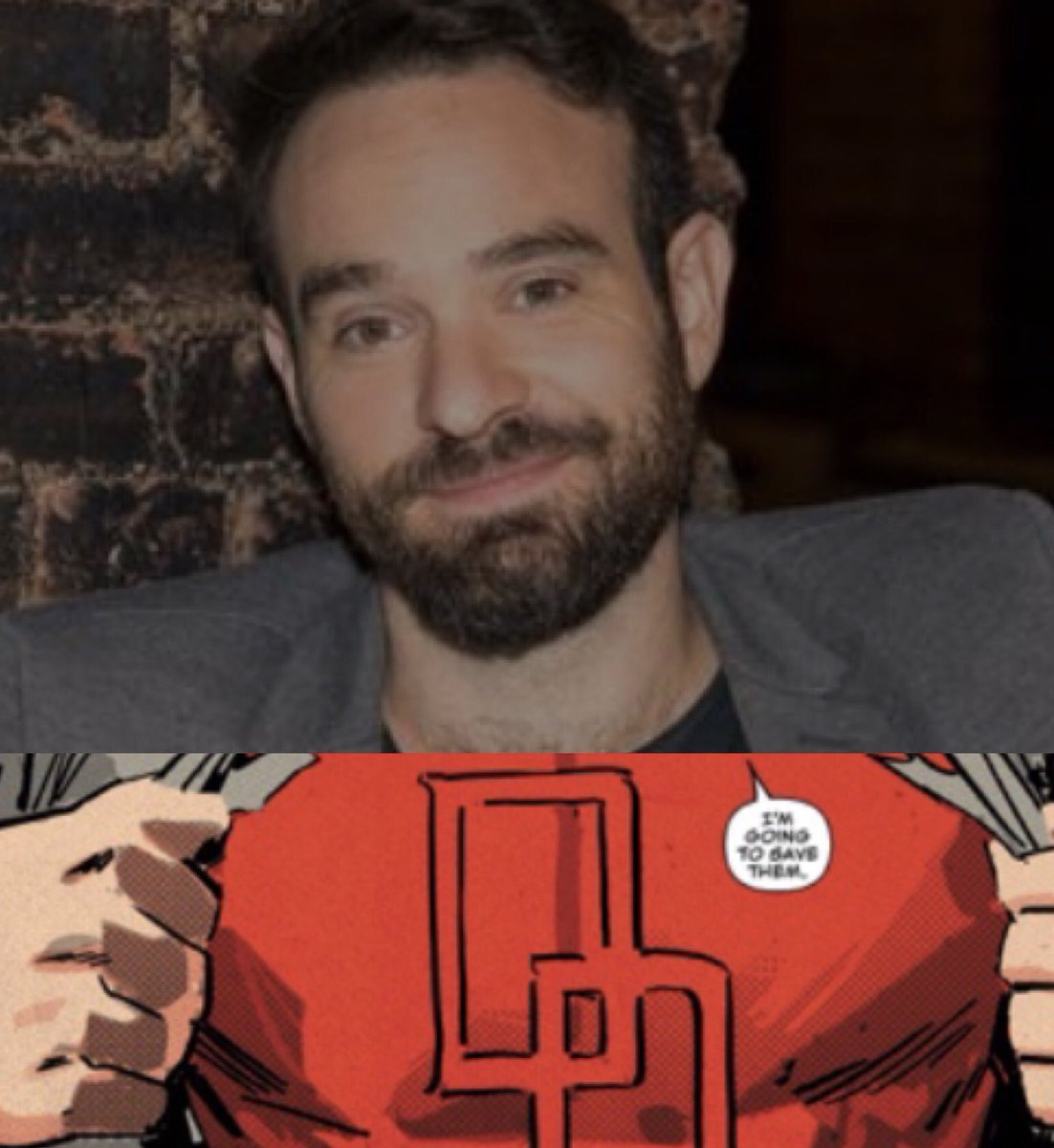 RT to AGREE, Charlie Cox is Daredevil and we want him back! #SaveDaredevil  🥊😈❤️