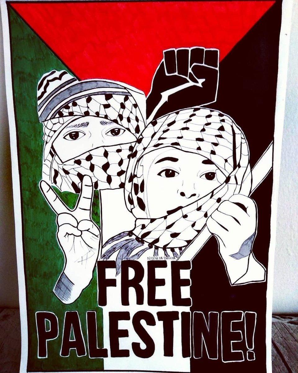 Voglio far sentire la mia vicinanza in questa giornata mondiale di solidarietà al popolo palestinese. #FreePalestine #Rights4Palestine #Palestine ❤️❤️🇵🇸🇵🇸🇵🇸