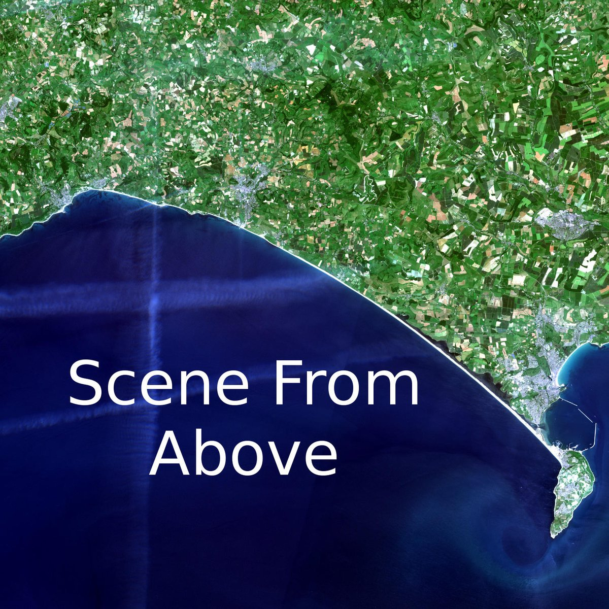 In the news this #scenefromabove episode...  #Sentinel6 @Maxar  #rastersrev @Stanford  @opencholmes  #awesomeEOcode @xarray_dev  #webgl   And we talk to @Keiko_geo about #earthengine