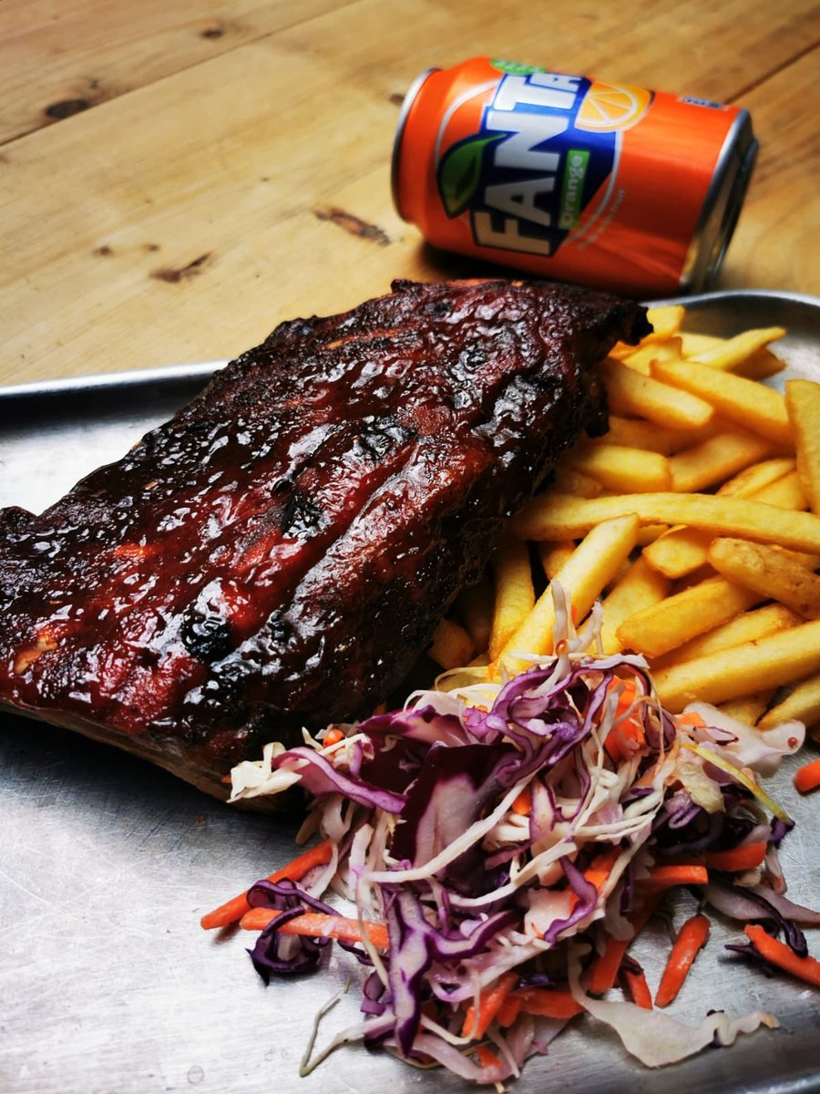 Catch Rib Fest tonight from 5pm, choose from our award winning ribs served with fries and a drink for just £10. Pictured: Baby back pork ribs #christmas #greyhorsekingston #ribs #bbq #kingstagram https://t.co/PDQsVVdq2v