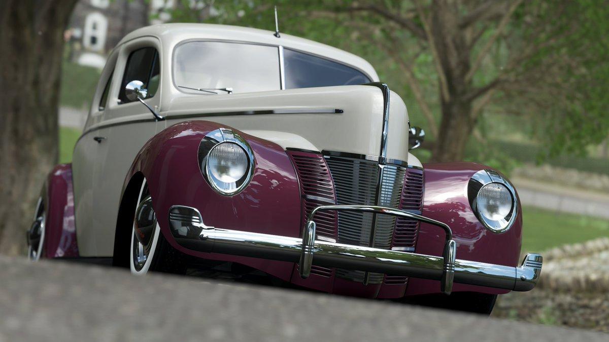 Car 639 - 1940Ford De Luxe Coupe  #ForzaHorizon4 #ForzaShare #Xbox #Forza #HorizonPromo https://t.co/2MMo9QIXnc