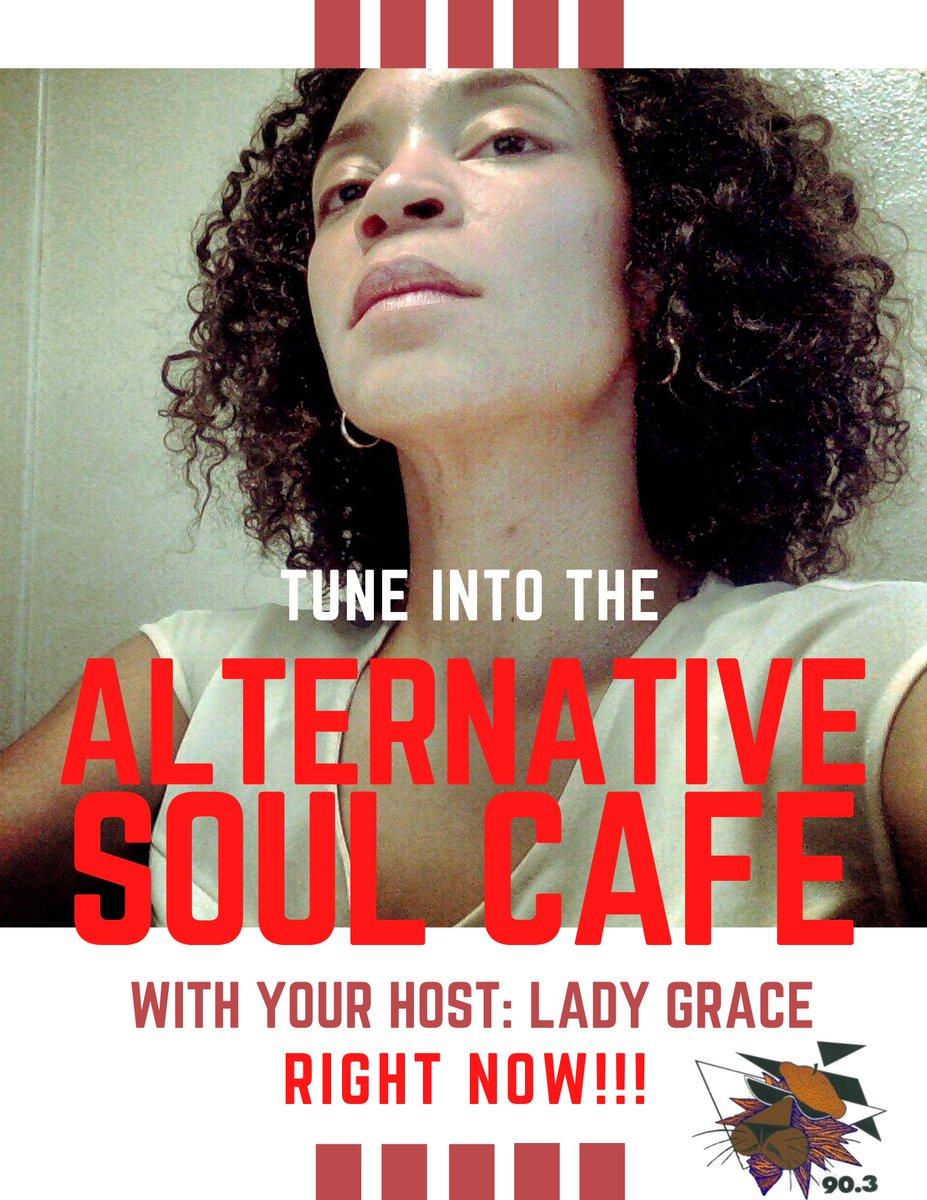 Turn your volume up a notch, The Alternative Soul Cafe is on air. #whcj #soulmusic #soulmusiclovers #feelgoodmusic #sundayvibes #whcjradio