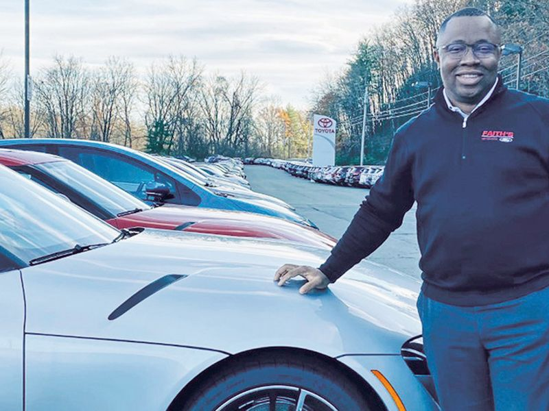 Ford-Toyota dealer from Nigeria achieves sales dreams in Vermont dlvr.it/RmfDQQ