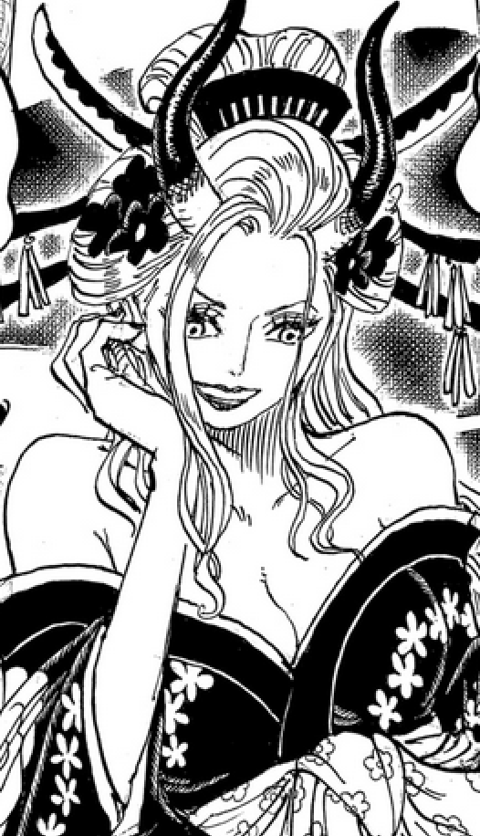 """Artur - Library of Ohara on Twitter: """"BLACK MARIA HAVING A BLACK WIDOW  DEVIL FRUIT AND BECOMING LIKE A JOROUGUMO OF COURSE OMG IT'S PERFECTTTTT  GOOD GOD I HAVE BEEN WAITING YEARS"""
