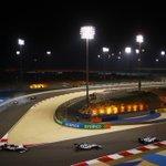 Lap 33/57: @PierreGASLY still going strong in P9 with @kvyatofficial P13   #AlphaTauri #F1 #BahrainGP 🇧🇭
