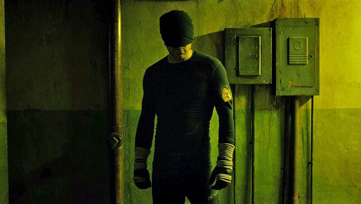 Marvel decided to make one of the best TV shows ever, with themes of faith, murder, and morality. Filled with Emmy worthy performances, beautiful cinematography, and just kick ass stuntwork. It deserves another shot. #SaveDaredevil @Kevfeige