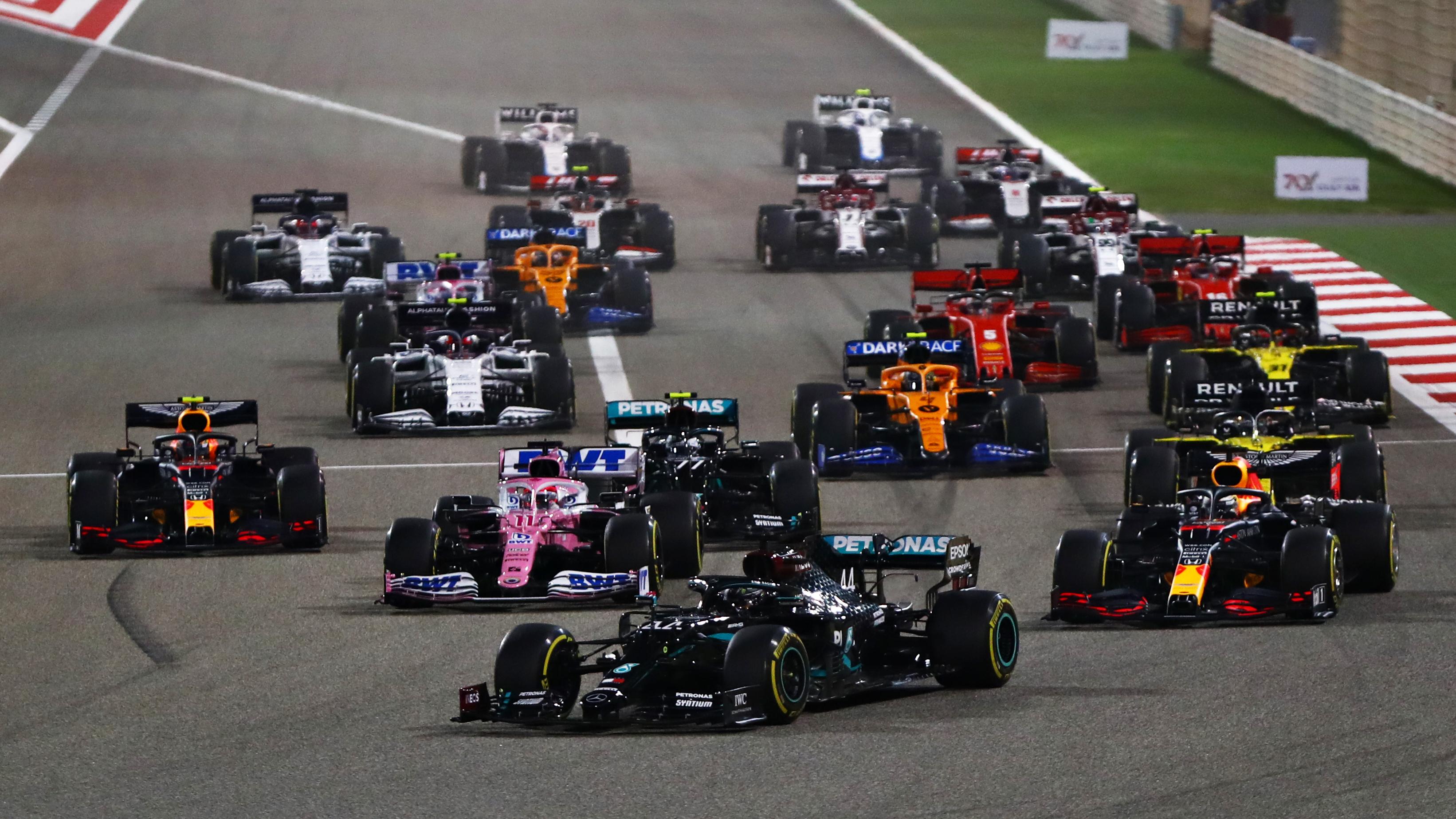 Anteprima Gp Sakhir 2020: La F1 avrà il suo tracciato più veloce