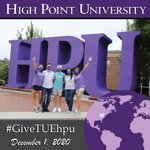 This Tuesday, December 1st, it's time to #giveTUEhpu! It's our annual day of giving, and during this season of giving back, please make a donation to help us fund extraordinary educational opportunities for all HPU students. 💜 #HPU365 https://t.co/pIs2ebgmwD
