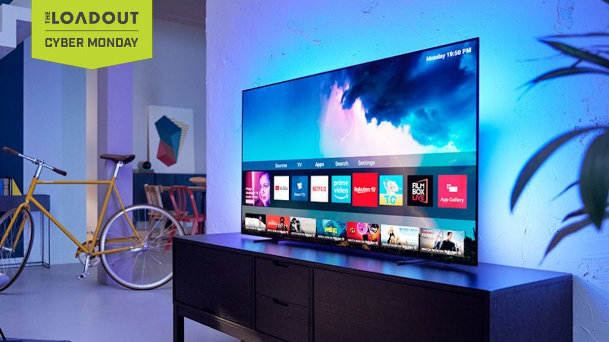 There has never been a better time to buy a new 4K TV - here are the best #CyberMonday deals  https://t.co/vBar3ERPuV https://t.co/VulqIjX7Or