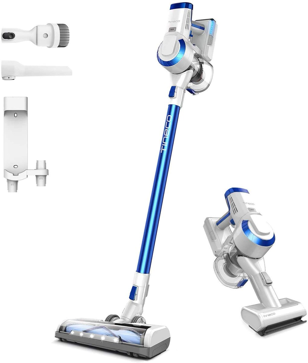 Tineco A10 Hero+ Cordless Stick Vacuum Cleaner  Only $149.99!  2