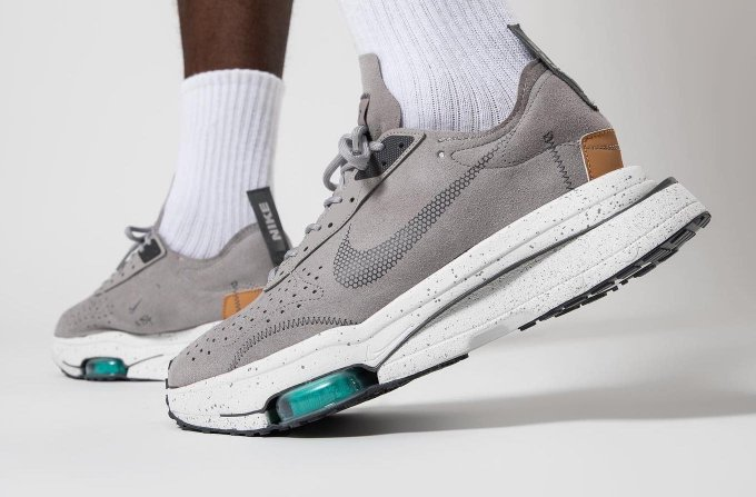 Nike Air Zoom-Type 'College Grey' 2.50 Free Shipping