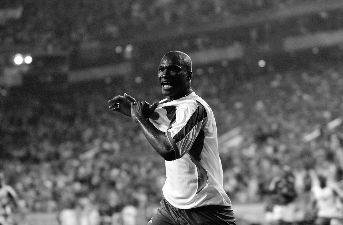 FIFA is saddened to learn of the passing of Senegal legend Papa Bouba Diop.   Once a World Cup hero, always a World Cup hero.