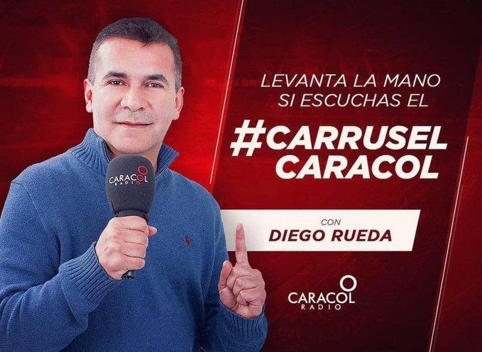 #CarruselCaracol   🚨⚽🎙️ ¡Al Aire! El Carrusel empieza a girar hasta las 6 de la tarde con toda la información deportiva de Colombia y el mundo.  Dirige: @diegonoticia   📻🎧Escúchelo aquí:
