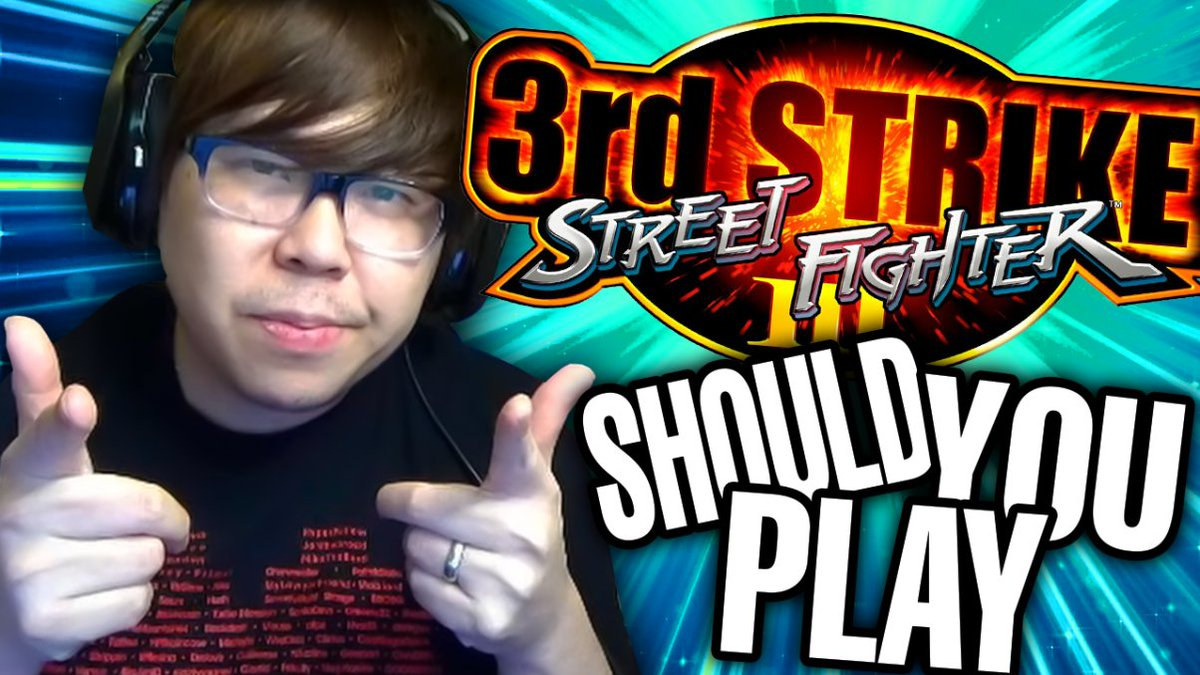 PandaGlobal - Is Street Fighter III: 3rd Strike a good game?  In today's video, @JWonggg gives the lowdown on the 3rd installment in the Street Fighter series and whether it's worth playing today.