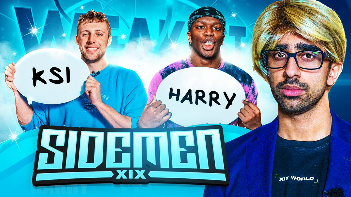 Sidemen - New #SidemenSunday video out now!   THE WEAKEST LINK: SIDEMEN EDITION 2