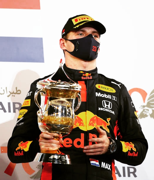 Max Verstappen 2nd @ The Bahrain Grand Prix 🇧🇭🏎 #F12020 #BahrainGP #F1isBack #MV33 https://t.co/kcTxYtVBjp