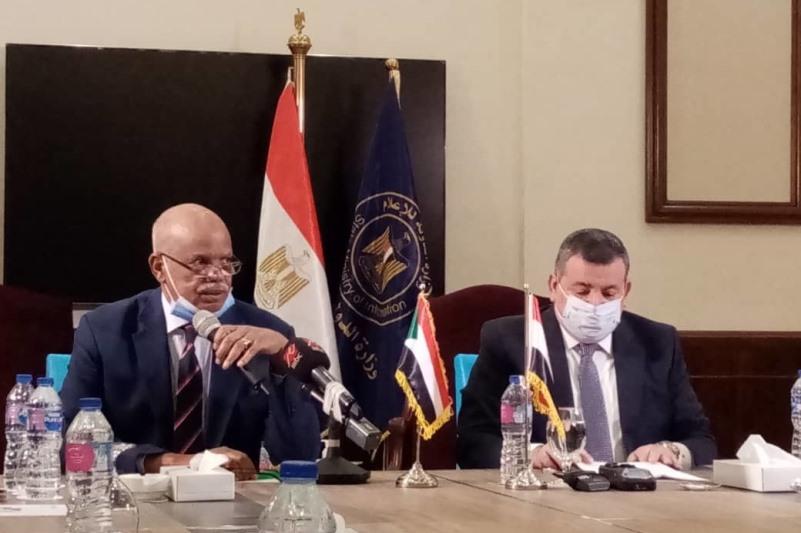 وزير الإعلام المصري:
