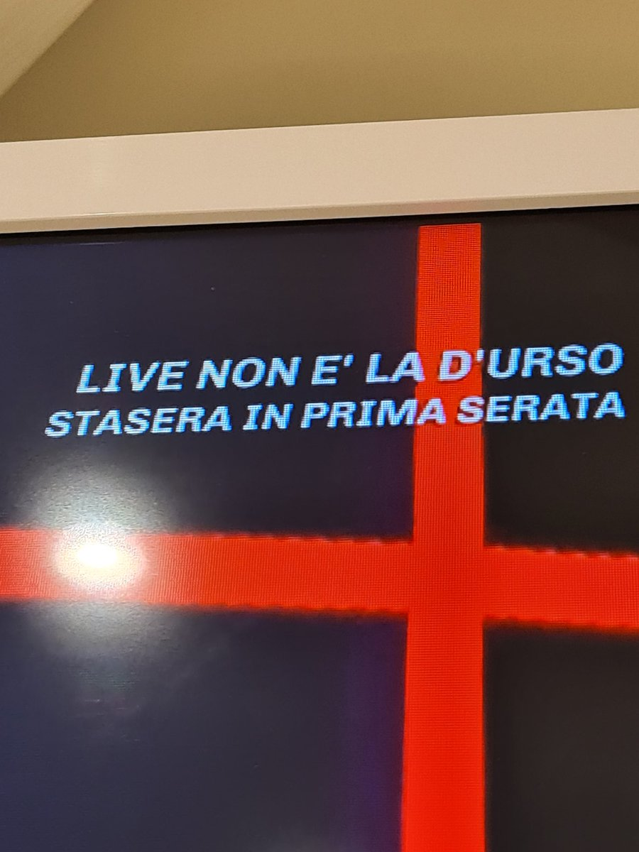 #domenicalive