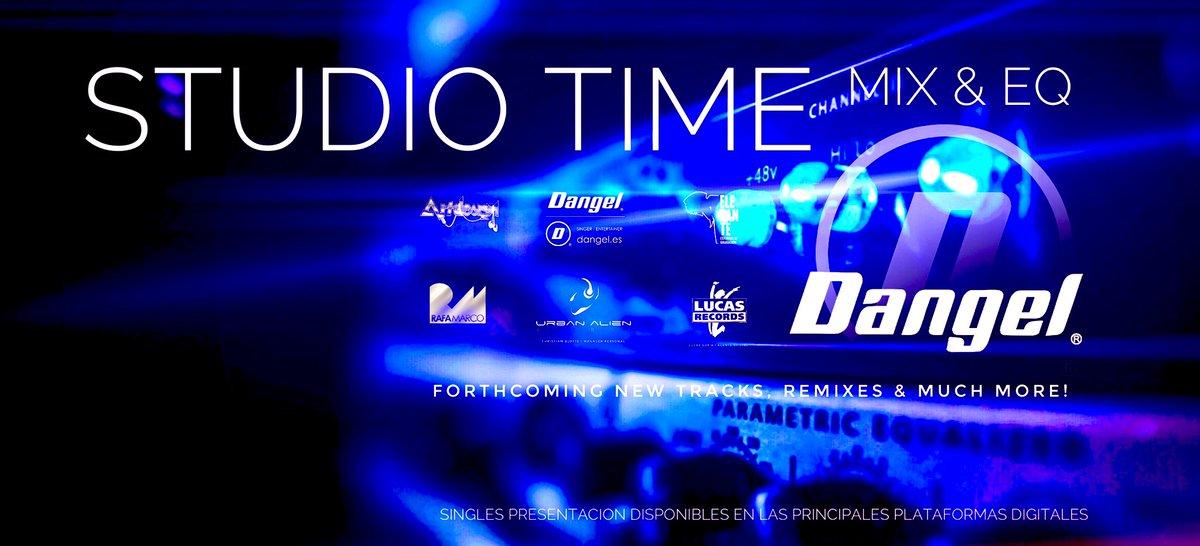 MIX & EQ!  STUDIO 🎧 TIME  #Dangel #cantante #español #todaviaquedanangeles #Studio #stillbelieveinangels #singer #urbanlatinremix #tudebesdecidir #luzinterior #Producer #remix #mastering #recordingstudio #mixing #songwriter #entertainer #studiotime #musicstudio #productor https://t.co/929q96SIh9