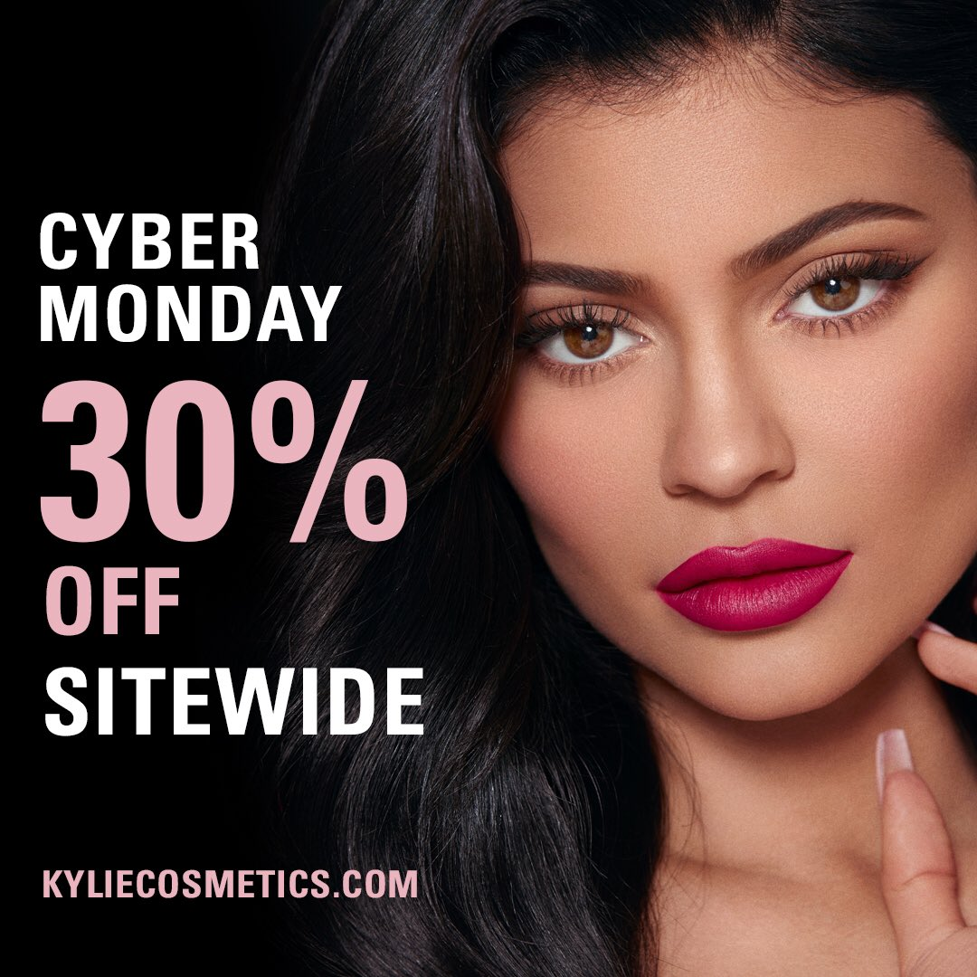 30% off sitewide sale starts NOW! Don't miss our #CyberMonday sale 🛍✨
