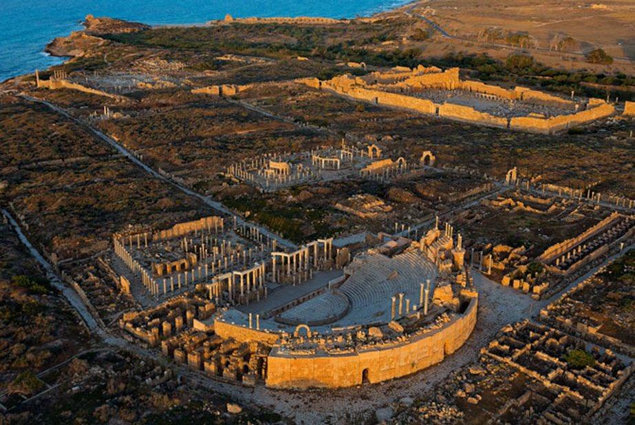 Lepcis Magna, Libya.   #northafrica #africafactszone