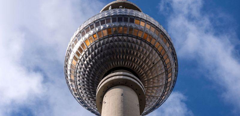 برج #برلين في #المانيا 🇩🇪