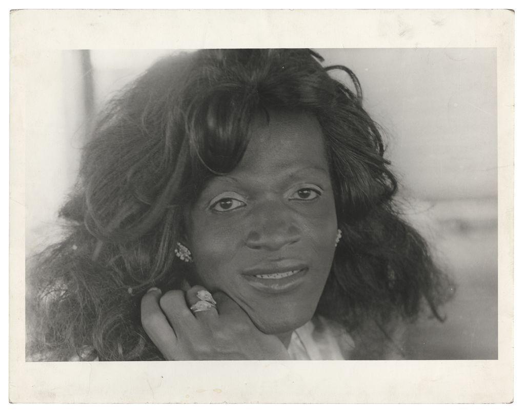 MARSHA P. JOHNSON, Alvin Baltrop, date unknown