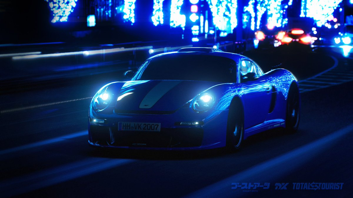 CTR3 | Carbon No.7  Livery preserves original color way @thegranturismo  Two picture blend.  #GTSport #GTSLivery #GTSDecals #RUF #Porsche  #liverydesign #VirtualPhotography #GhostArts #VGPUnite #DecalXchange https://t.co/LxSkSOAx8O