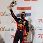 Great drives today, Team! 👏 Get well soon, @RGrosjean  🙏 #BahrainGP 🇧🇭