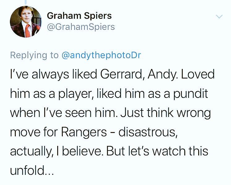 These are always worth remembering. Graham Spiers and Tom English on the mark as always 🤔#Rangers #StevenGerrard https://t.co/EeGMoS2Ngo