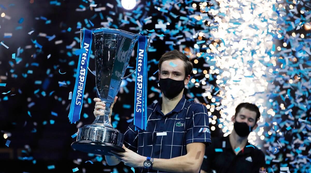 Daniil Medvedev storms back to beat Dominic Thiem and claim ATP Finals title https://t.co/HmNDAMaTwd via @IndianExpress https://t.co/AC4mEblFju