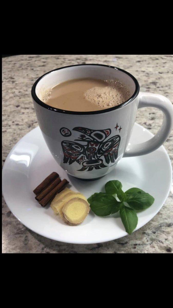 Best Organic Indian Chai/Tea!  Ginger/Cinnamon Recipe ☕️  ☕️  ☕️  via @YouTube #organic #fit #vegetarian #cold #vegan #middleeast #wellness #delhi #lahore #tea #india #uk #usa #japan #canada #art #mumbai #asia #music #punjab #remix #bollywoodmusic #remix