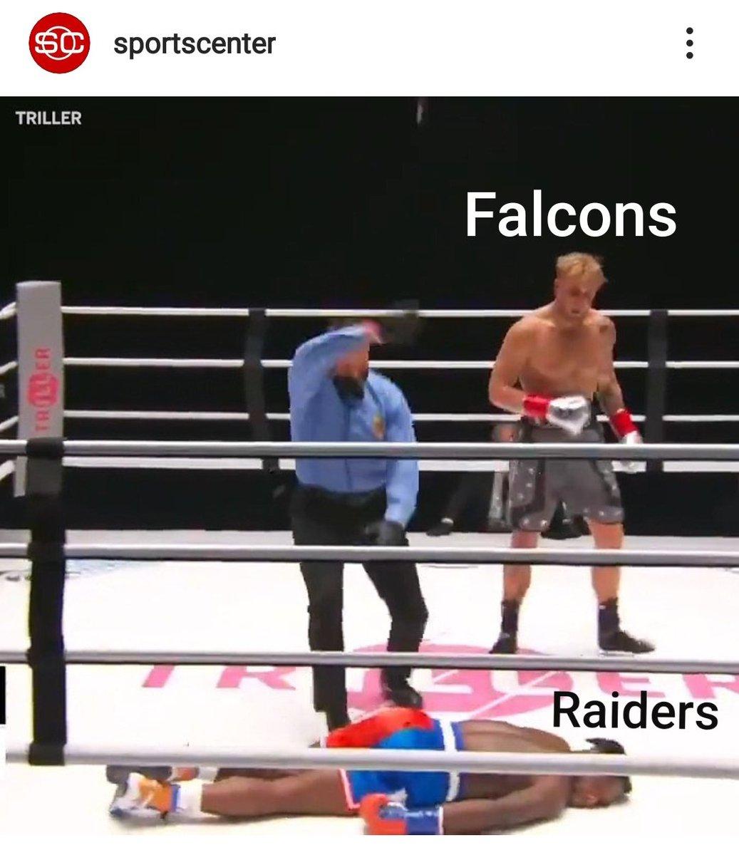 Well, it's true. 😳 ... #vegas #lasvegas @Raiders #RaiderNation #tko