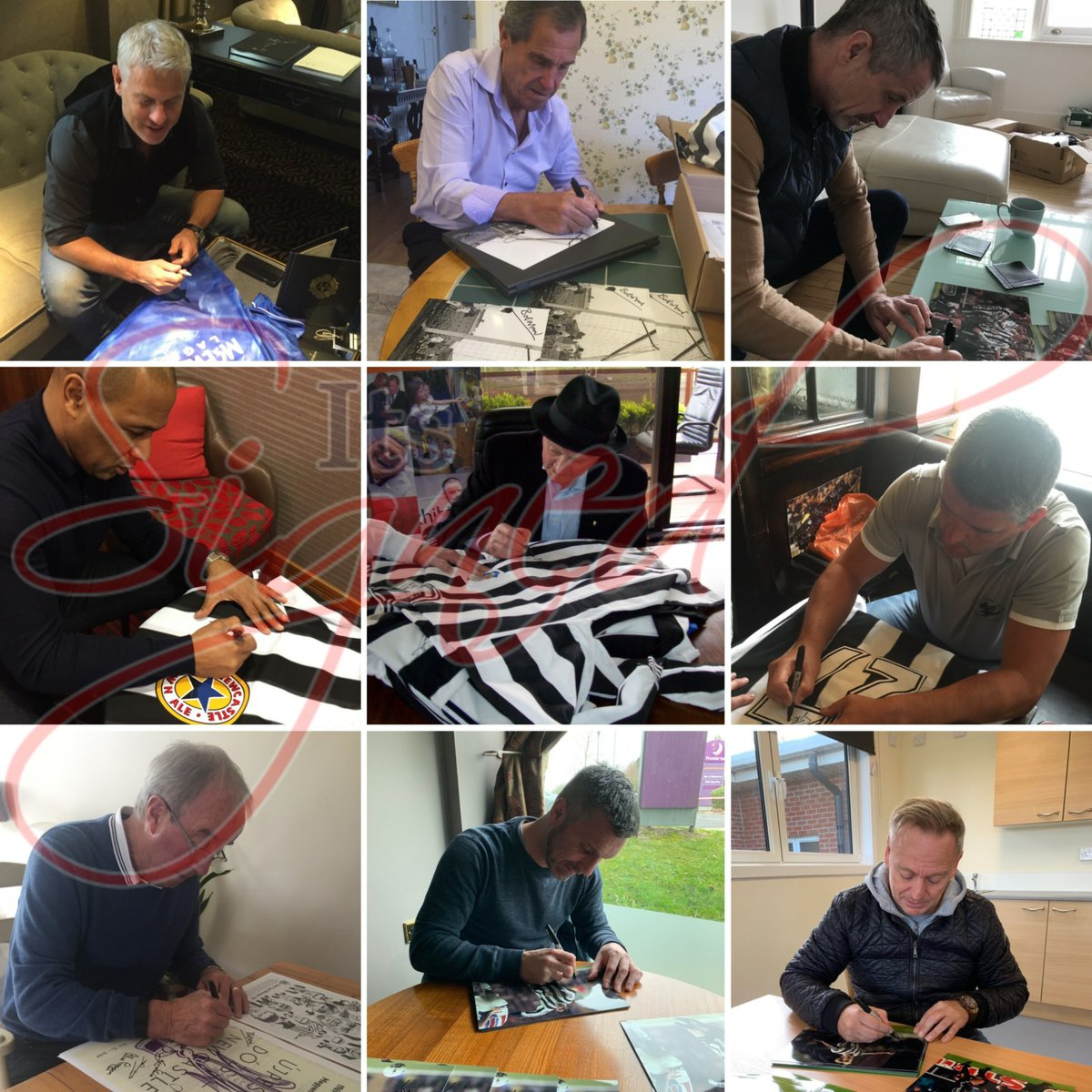 Over 150 pieces of genuinely signed Newcastle memorabilia available for pre Christmas delivery @ https://t.co/tvMmc0hkpk #NUFC #NewcastleUtd #Shearer #BobbyRobson #FairsCup #TheEntertainers #Rafa #RobLee #XmasGiftIdeas https://t.co/v0nlxCq4q7