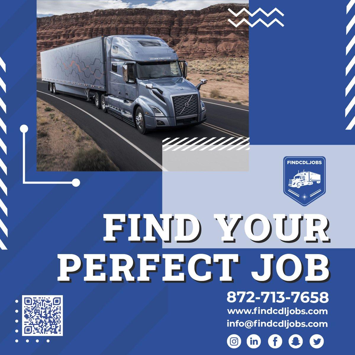 Apply here:  or Call 872-713-7658  #staysafe #findcdljobs #cdl #cdljobs #truckdrivers #trucks #truckerslife #usaroads #thankyou #cdldriver #trucksusa #trucklife #truckdriver #recruitment #wearehiring #application #applynow #job #trucker #work