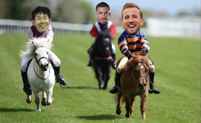 """José: """"We are not even in the race, so we are not a horse. We are just a pony"""" #coys"""