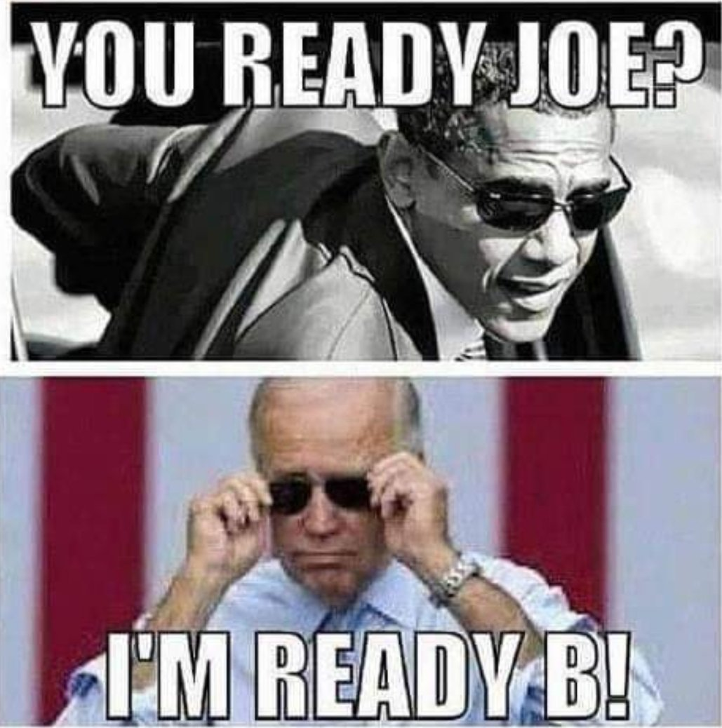 @nowthisnews #ObamaWasBetterAtEverything #joe2020 #BidenHarris2020 #dreamteam #ObamaAndBiden