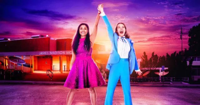 The Prom is the best stage to screen musical adaptation in years. A feel great musical extravaganza that is exactly what the world needs in 2020. Wholly entertaining, hilarious, touching, & very relevant. #TheProm is brilliantly cast with terrific performances across the board.