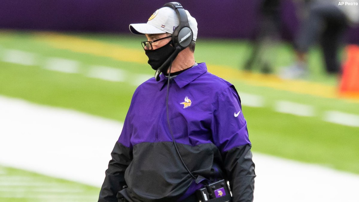 Listen To Zimmer's Locker Room Speech After The Win Over The Panthers    #skol #Vikings #CTP