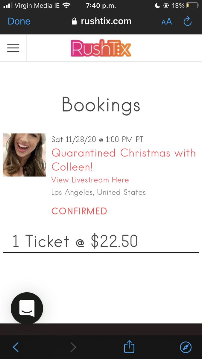 I'm happy That I got to donate yesterday to such a good cause  @ColleenB123 #cancerbackoff