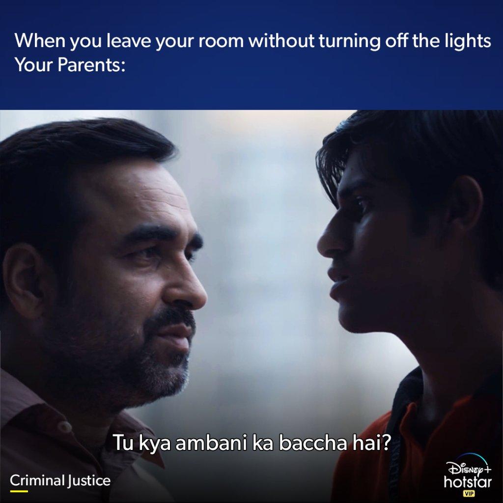 Sharma ji ne sikhaaya nahi? . . . #CriminalJustice