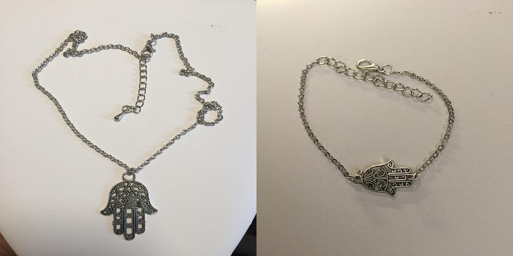 Hamsa Hand Jewelry Set  https://t.co/UaImVnJPET  #jewelryset #bundle #necklace #bracelet #hand #hamsa #silver #Tibetan #charm #chain #drop #jw #new #handmade #jewelry #fashion #grailed #Accessories #paypal #OnlineShop #shopsmall https://t.co/mSyeFsgnxx