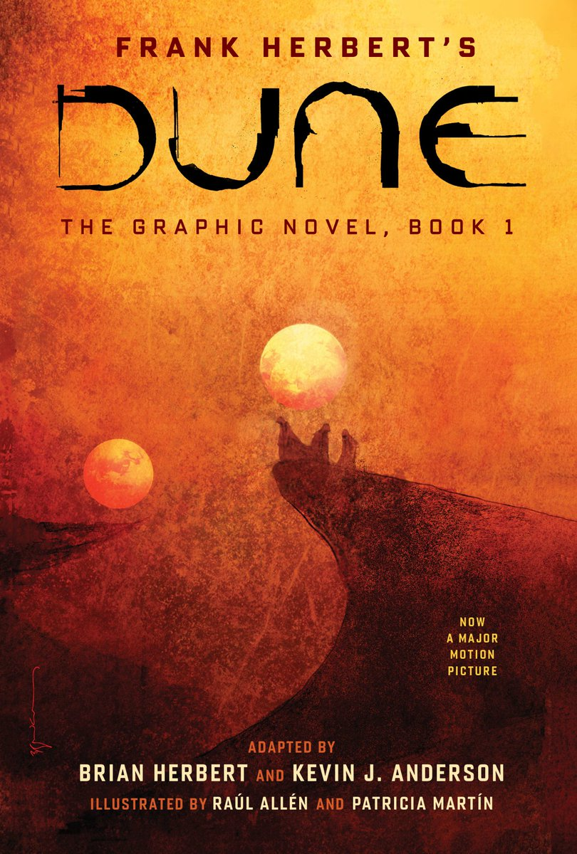 Looking for something to pass the time since the release of the new 'Dune' movie is delayed? @nerdist suggests starting with the brand new graphic novel adaptation: